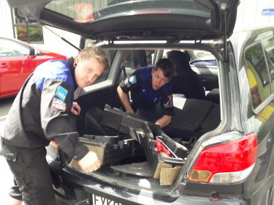 Child Restraint Fitting & Clinic 2016