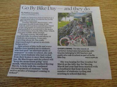 Go by Bike Day!