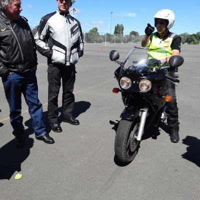 Motorcycle Skills Day