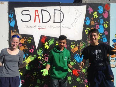 SADD - Students Against Dangerous Driving