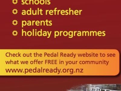 Pedal Ready Cycle Training