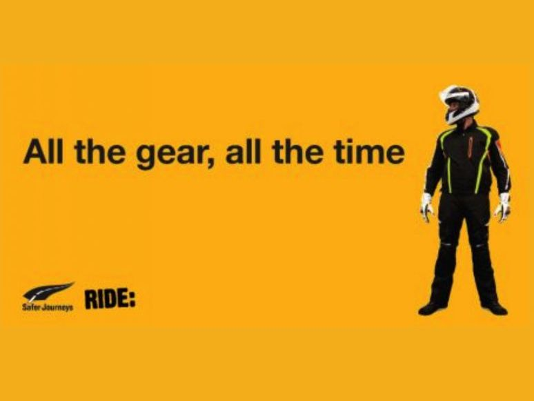 Ride:The Lower North