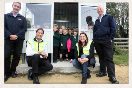 Fernridge School Pou & Shelter Project!