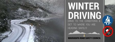 Winter Driving in Wairarapa & Beyond