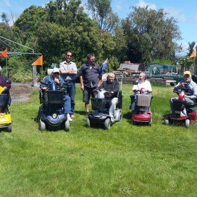 Mobility Scooter Workshop