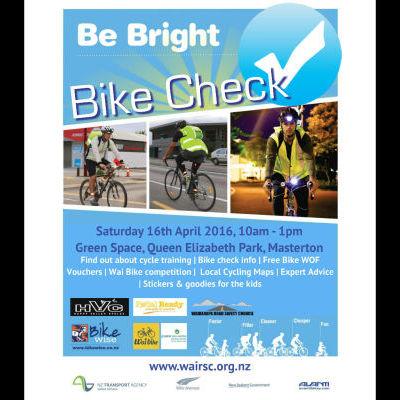 Be Bright Bike Check 2016