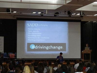 SADD Conference 2014