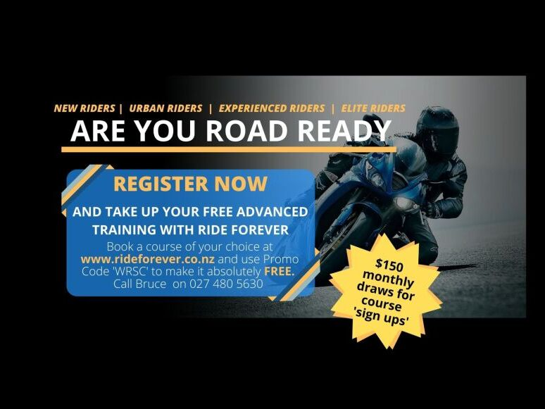 Are you Road Ready?