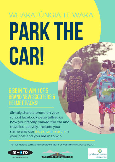 PARK THE CAR